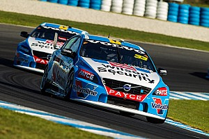 Supercars Qualifying report Phillip Island V8s: McLaughlin takes second pole