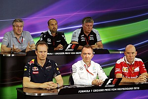 Formula 1 Press conference German GP: Friday's press conference