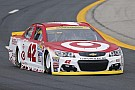 NASCAR Sprint Cup Kyle Larson tops first Cup practice; Dillon to a backup car