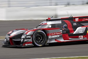 WEC Practice report Mexico WEC: Audi scores 1-2 in opening practice session