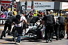 Formula 1 Wolff: Venting fury over reliability issues would make things worse
