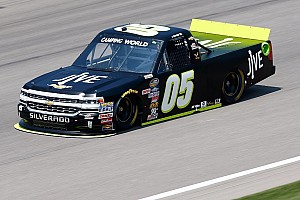 NASCAR Truck Breaking news Townley to sit out this weekend due to possible concussion