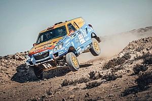 Cross-Country Rally BRÉKING Csapatás Afrikában az Opel Dakar Team fedélzetén