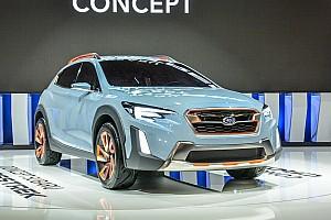 Auto Actualités Subaru dévoile son concept Crosstrek
