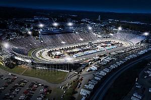 NASCAR Sprint Cup Breaking news NASCAR's oldest venue Martinsville Speedway to add LED lights