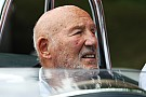 """Formula 1 Sir Stirling Moss stable in hospital after """"serious"""" chest infection"""