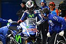 """MotoGP Lorenzo: """"From the beginning, I didn't have grip"""""""