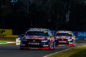 Supercars Breaking news Triple Eight pair not worried about Mercedes-style fallout