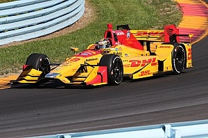 IndyCar Breaking news Andretti Autosport re-signs Ryan Hunter-Reay, DHL