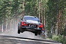 WRC Solid start for Hyundai Motorsport as Neuville holds third in Finland
