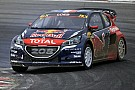 World Rallycross Sweden WRX: Loeb takes Q1 lead as Ekstrom and Solberg fail to finish