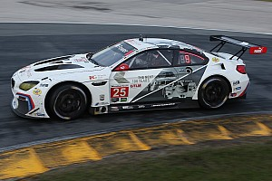 IMSA Race report BMW M6 GTLM and BMW M6 GT3 master the challenge of Daytona at their debut race