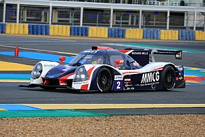 "European Le Mans Breaking news Former 24 Hour race winner Brundle puts United Autosports in ""Road to Le Mans"" fast lane"