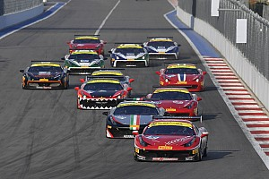 Ferrari Gara A Sochi bis per Grossmann e Atoev. Loefflad re in Coppa Shell