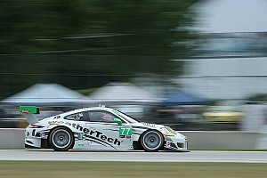 IMSA Breaking news IMSA sponsor pulls Porsche entry from GTD class