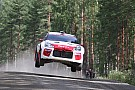 WRC Gilbert to make WRC debut with Citroen in Wales