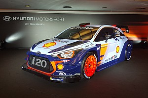 WRC I più cliccati Fotogallery: la presentazione della Hyundai i20 New Generation WRC Plus