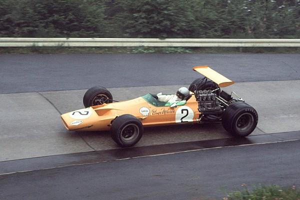 Формула 1 Топ список Історична помаранчева ліврея команди Формули 1 McLaren