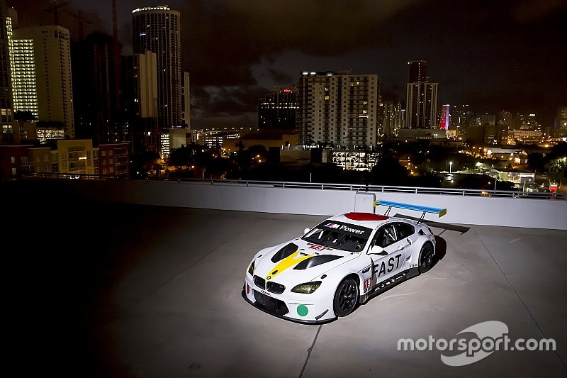 Covers come off latest BMW Art Car