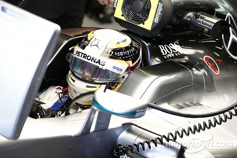 Lewis Hamilton hit with five-place grid penalty for Chinese GP