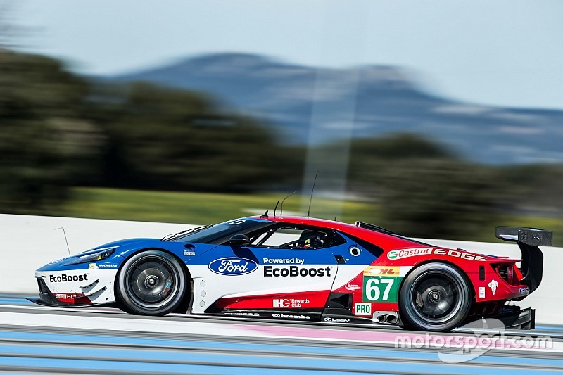 Tincknell begins exciting WEC Ford GT programme at Silverstone