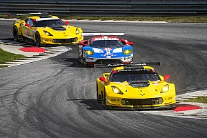 IMSA Breaking news Corvette racers confident but wary ahead of showdown