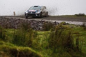 WRC Leg report Wales WRC: Ogier maintains gap over Tanak
