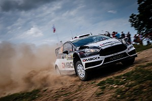 WRC Leg report Poland WRC: Tanak scores hat-trick of stage wins, pulls clear
