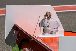 WEC Новость Пролог WEC перенесли из-за папы Римского
