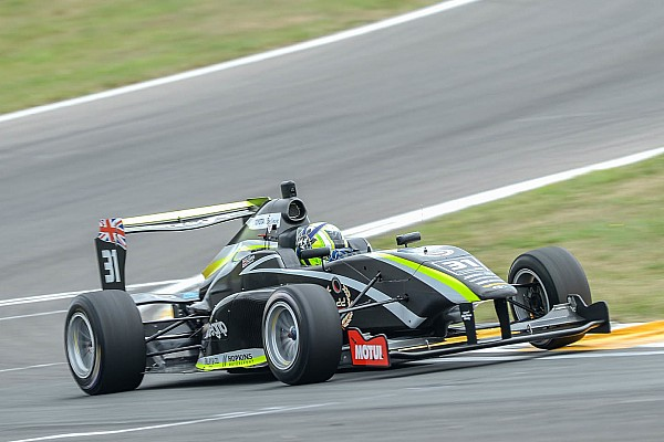 Other open wheel Taupo TRS: Norris holds off Piquet for fourth win