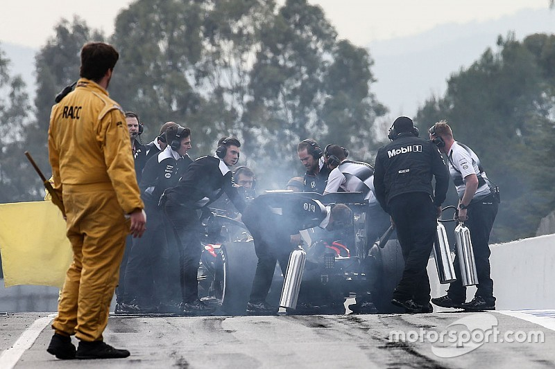 Honda: Reliability problems not sorted yet