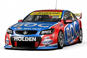 V8 Supercars Breaking news New car, paint for Jason Bright