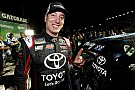 NASCAR Truck Kyle Busch plays spoiler at Chicagoland as Chase field is set