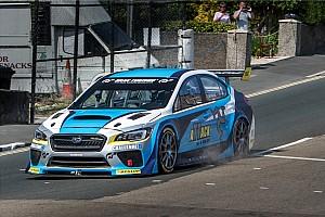 OTOMOBİL Özel Haber Subaru, Isle of Man TT'de yeniden rekor kırdı