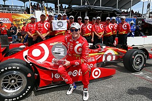 IndyCar Qualifying report Dixon takes first pole of season in Toronto