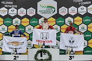Brasileiro de Marcas Relato da corrida Orige triunfa na abertura do Marcas no Velopark