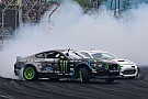Vaughn Gittin takes the victory on Formula Drift Round 2 in Atlanta
