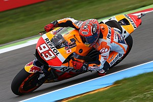 MotoGP Qualifying report Challenging qualifying for Repsol Honda Team at Assen