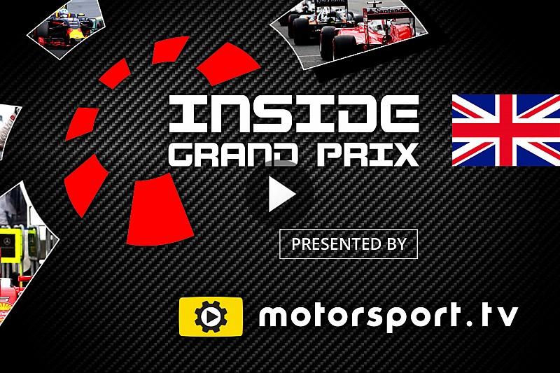 Inside Grand Prix - Cap sur Silverstone !
