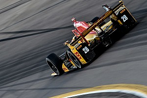 """IndyCar Breaking news Hunter-Reay """"deserved second place"""" at Phoenix, says engineer"""