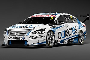 Supercars Breaking news Fresh look for Todd Kelly Nissan V8 at Winton
