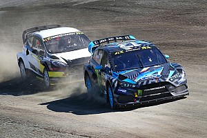 World Rallycross Race report Norway WRX: Bakkerud dominates to claim season's first win