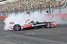 Formula E Mahindra completes Formula E and Moto3 demo run at Buddh