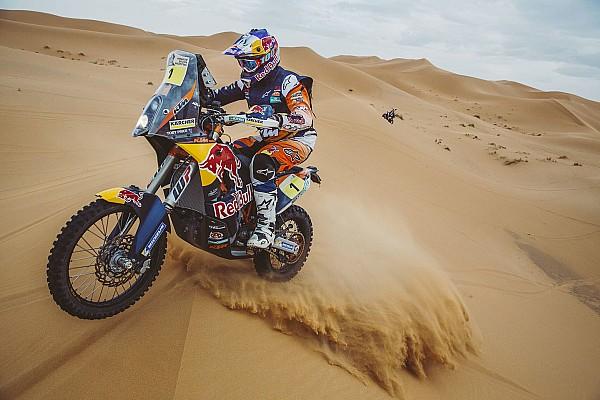 Dakar Breaking news Dakar champion Price gets KTM contract extension