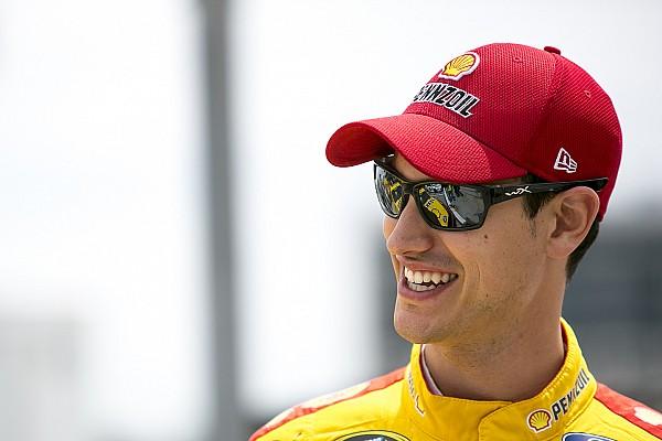 NASCAR Sprint Cup Logano leads final Sprint Cup practice at Talladega
