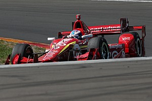 IndyCar Practice report Dixon domination continues, but bizarre end to session
