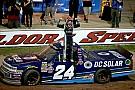 NASCAR Truck Kyle Larson takes Truck win at Eldora
