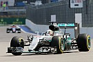 Formula 1 Russian GP: Hamilton tops FP2 as Vettel hits trouble
