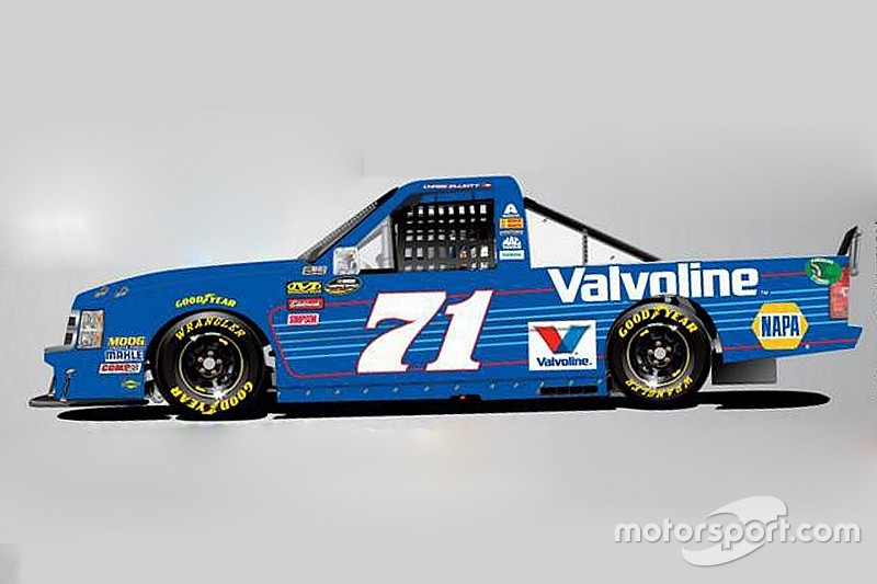Elliott To Race Contreras Motorsports Truck Entry