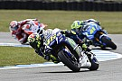 Rossi calls on Yamaha to improve late-race pace